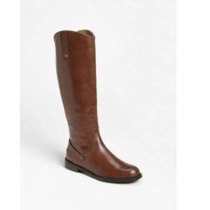 Halogen Keri Tall Chestnut Brown Ridding Boots 5.5